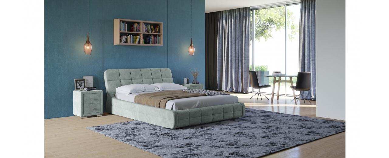 Кровать Corso 6 Модель 288 от MOON TRADE