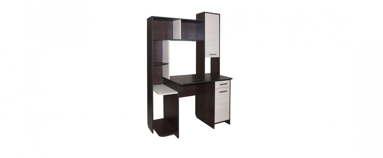 Купить Стол компьютерный Престиж-11 Модель 506 в интернет магазине корпусной и мягкой мебели для дома и дачи
