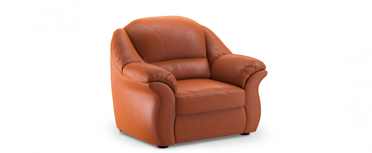 Кресло кожаное Бостон от MOON TRADE