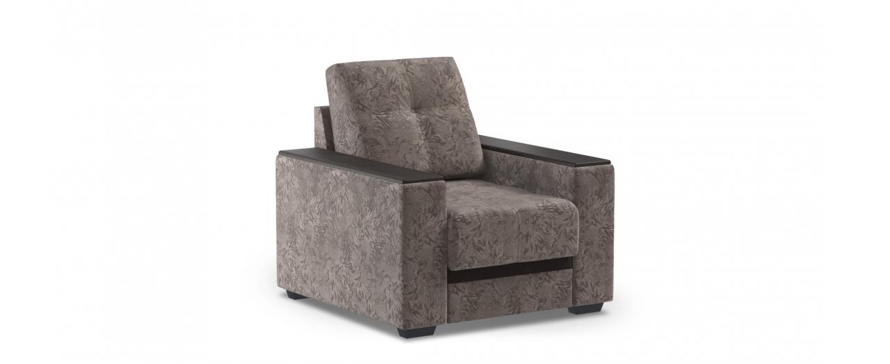 Кресло тканевое Атланта 066Купить серо-коричневое кресло-кровать Атланта 066. Доставка от 1 дня. Подъём, сборка, вынос упаковки. Гарантия 18 месяцев. Интернет-магазин мебели MOON TRADE.<br>