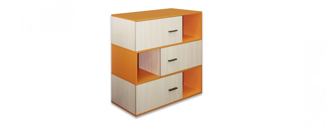 Купить Стеллаж №2 Скейт-3 Модель 507 в интернет магазине корпусной и мягкой мебели для дома и дачи