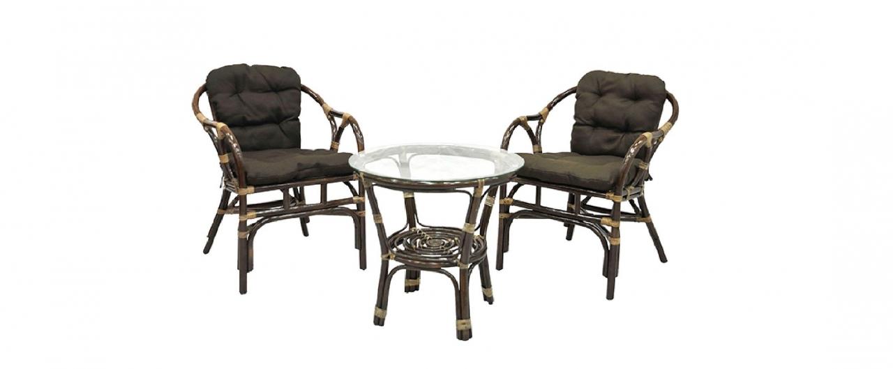 Комплект кофейный «Terrace Set»Patio<br>Комплект кофейный Terrace Set<br>