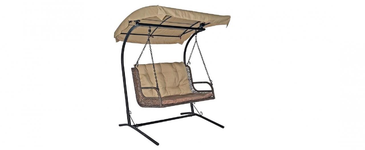 Подвесное кресло для двоих «Twin»Подвесное кресло для двоих «Twin»<br>