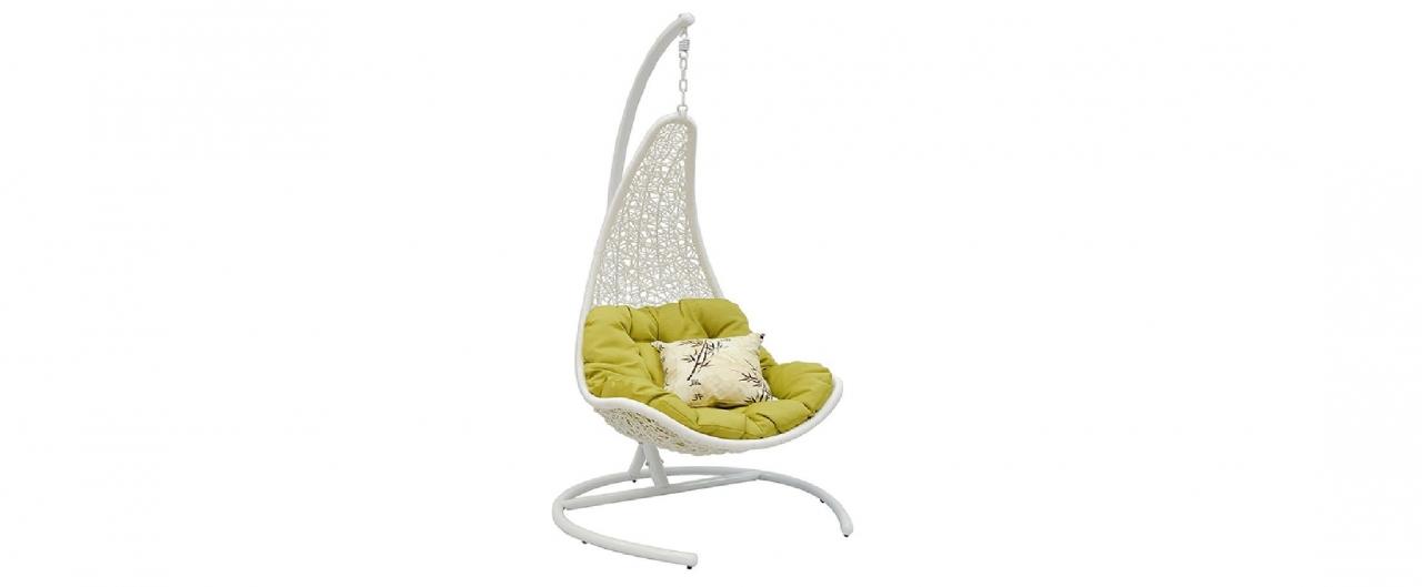 Подвесное кресло «Wind White» от MOON TRADE