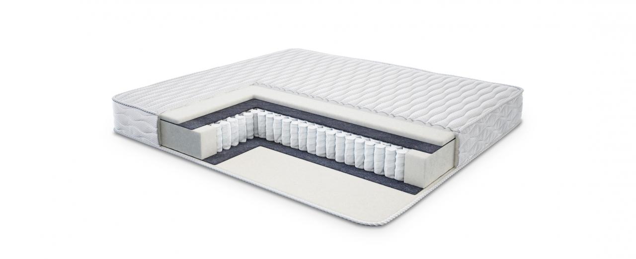 Comfort Easy 402 матрас 80x190Односторонний матрас средней жёсткости. Поддержка тела во время сна и распределение нагрузки. Размеры 80x190 см. Купить в интернет-магазине MOON TRADE.<br>