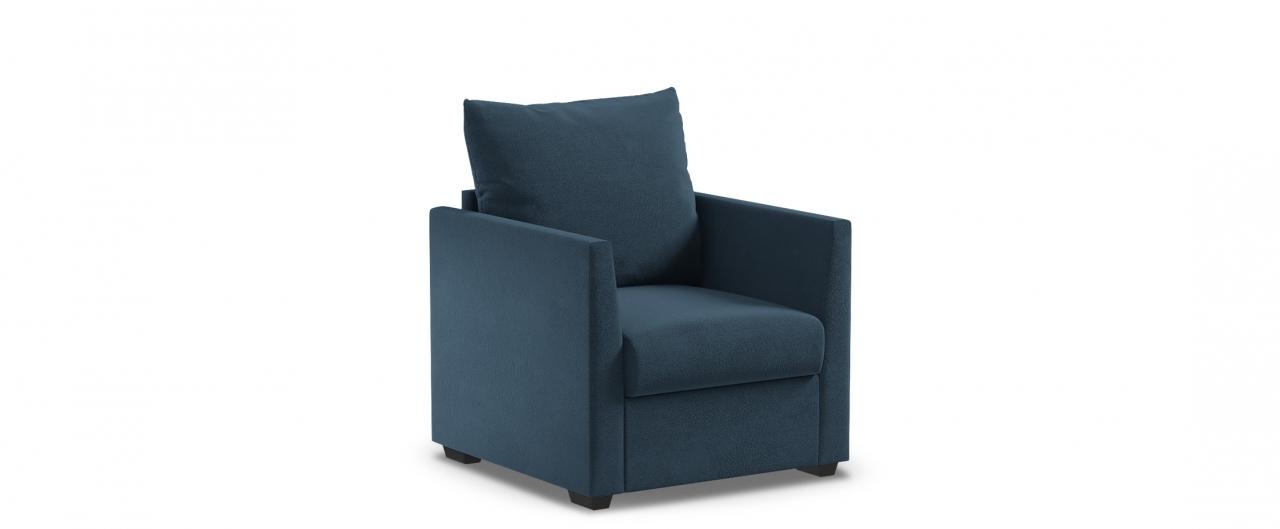 Кресло тканевое Дубай 030Купить синее кресло Дубай 030. Доставка от 1 дня. Подъём, сборка, вынос упаковки. Гарантия 18 месяцев. Интернет-магазин мебели MOON TRADE.<br>