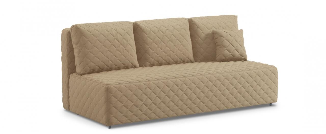 Диван прямой еврокнижка Марсель 087Гостевой вариант и полноценное спальное место. Размеры 207х102х92 см. Купить бежевый диван еврокнижка в интернет-магазине MOON TRADE.<br>