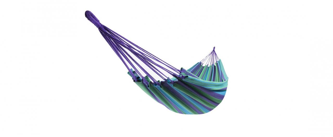 Гамак Jungle одноместный Модель 365Купить хлопковый гамак FLAME в интернет-магазине MOON TRADE. Размеры 140х220х1 см. Быстрая доставка, вынос упаковки, гарантия! Выгодная покупка!<br>