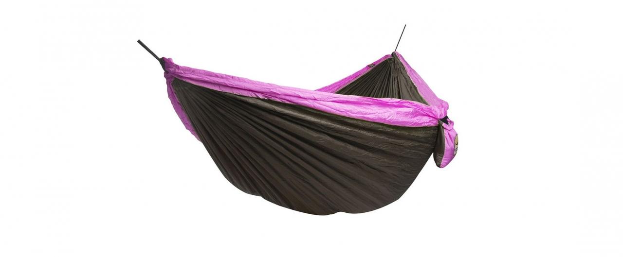 Двухместный гамак Voyager purple Модель 575Двухместный гамак Voyager purple Модель 575. Артикул С000099<br>