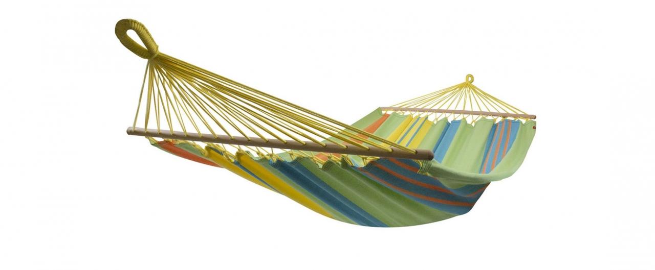 Двухместный гамак с перекладинами Milli tropic Модель 576 от MOON TRADE