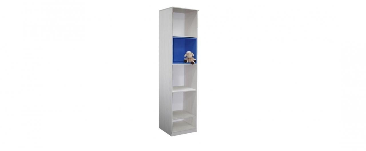 Шкаф открытый Скейт-5 Модель 507Открытый шкаф с четырьмя полками. Подходит для книг и игрушек. Материал корпуса ЛДСП. Гарантия 18 месяцев. Доставка от 1 дня.<br>