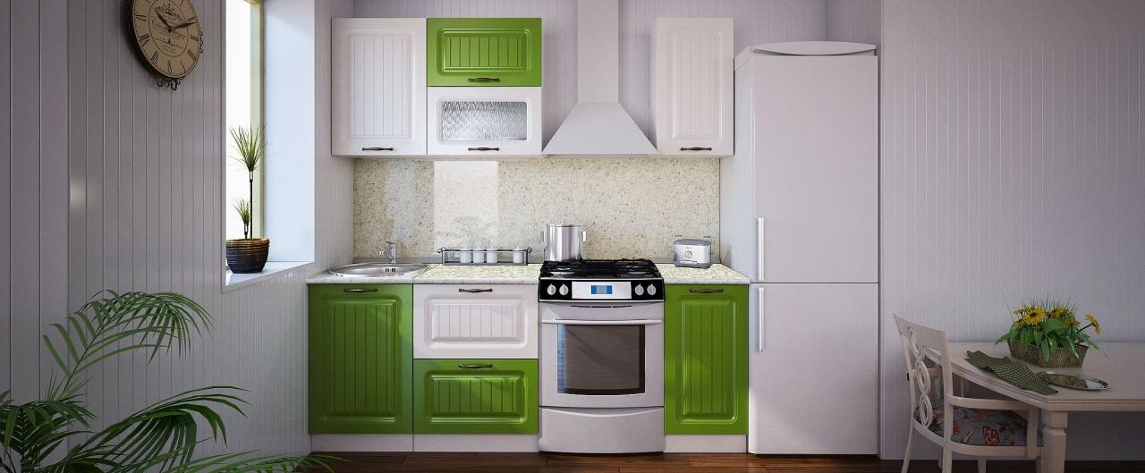 Купить Кухня Паутинка 1,5 м в интернет магазине корпусной и мягкой мебели для дома и дачи