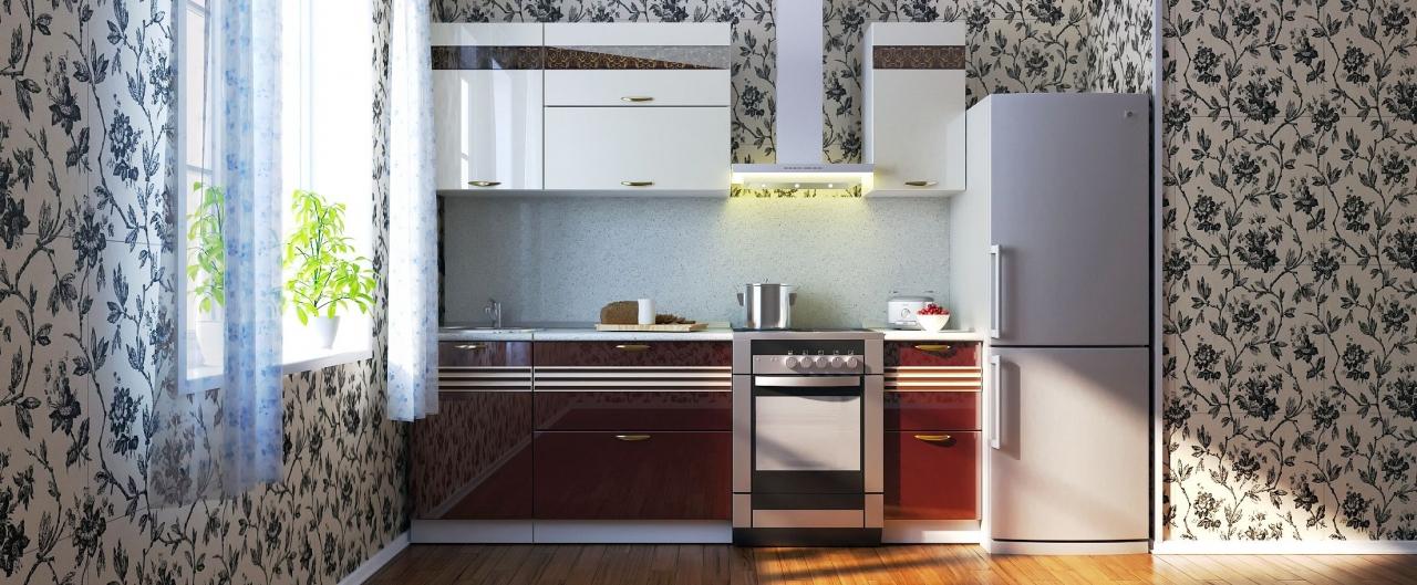 Купить Кухня Корица 1,7 м в интернет магазине корпусной и мягкой мебели для дома и дачи