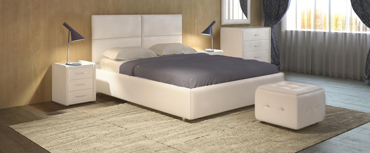 Кровать двуспальная Риальто Модель 582