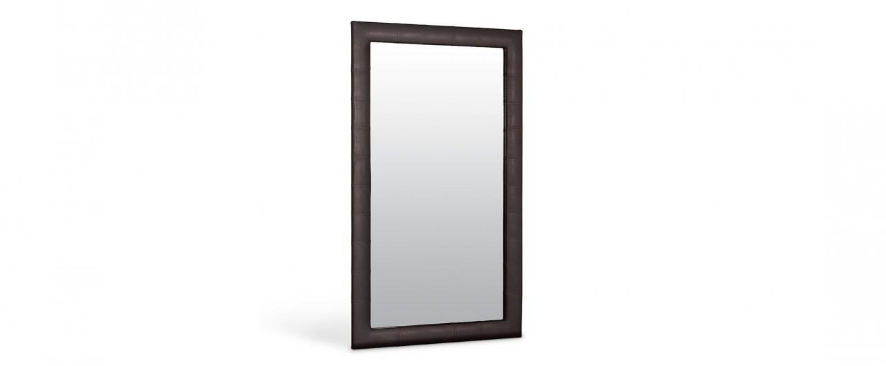 Купить Зеркало Кааба большое кофе в интернет магазине корпусной и мягкой мебели для дома и дачи