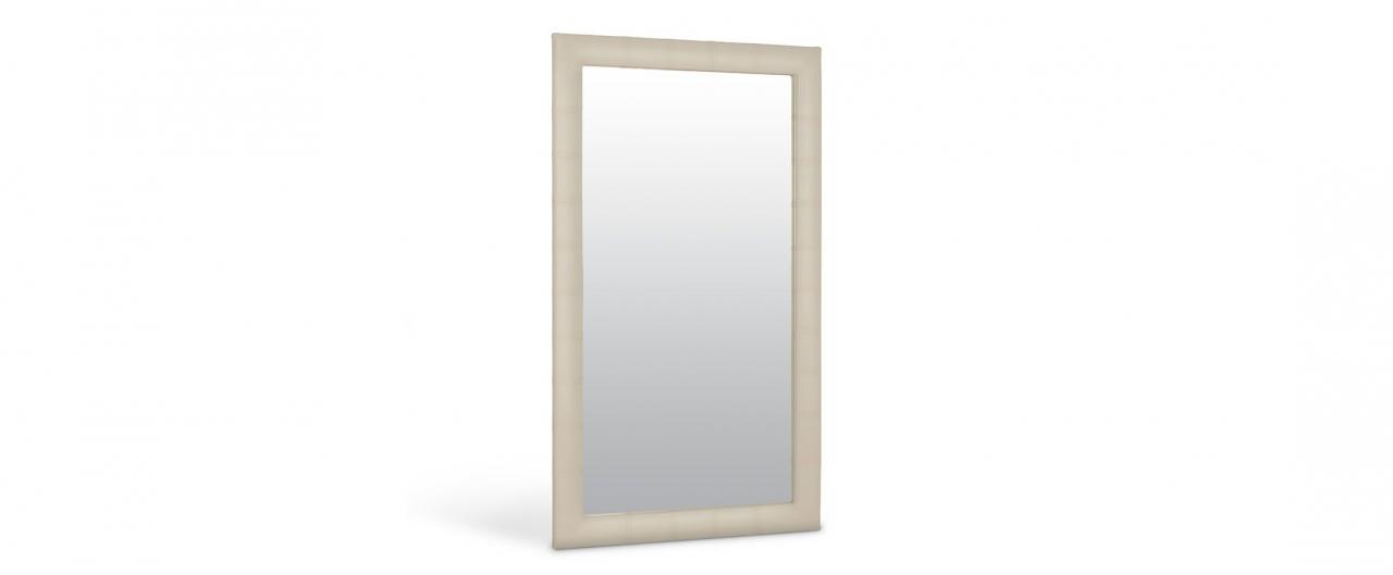 Зеркало Кааба большое суфлеЗеркало навесное в спальню. Обивка из экокожи. Артикул: К000447<br>