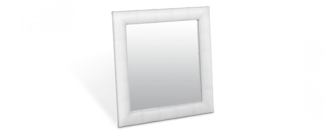 Купить Зеркало Кааба квадратное марципан в интернет магазине корпусной и мягкой мебели для дома и дачи