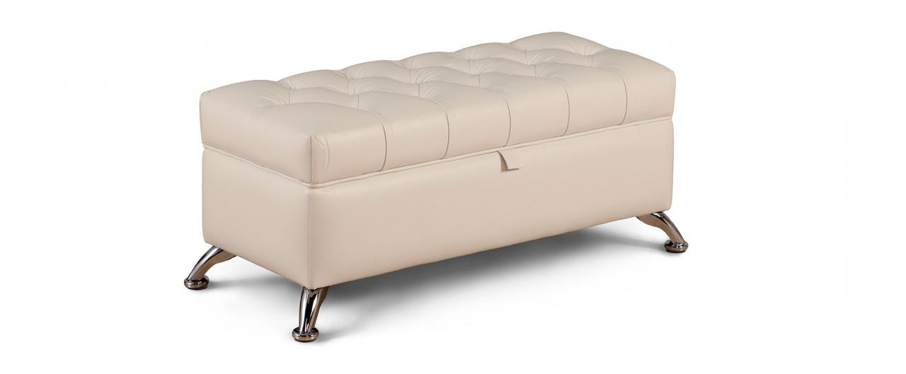 Купить Банкетка Рондель суфле Модель 581 в интернет магазине корпусной и мягкой мебели для дома и дачи