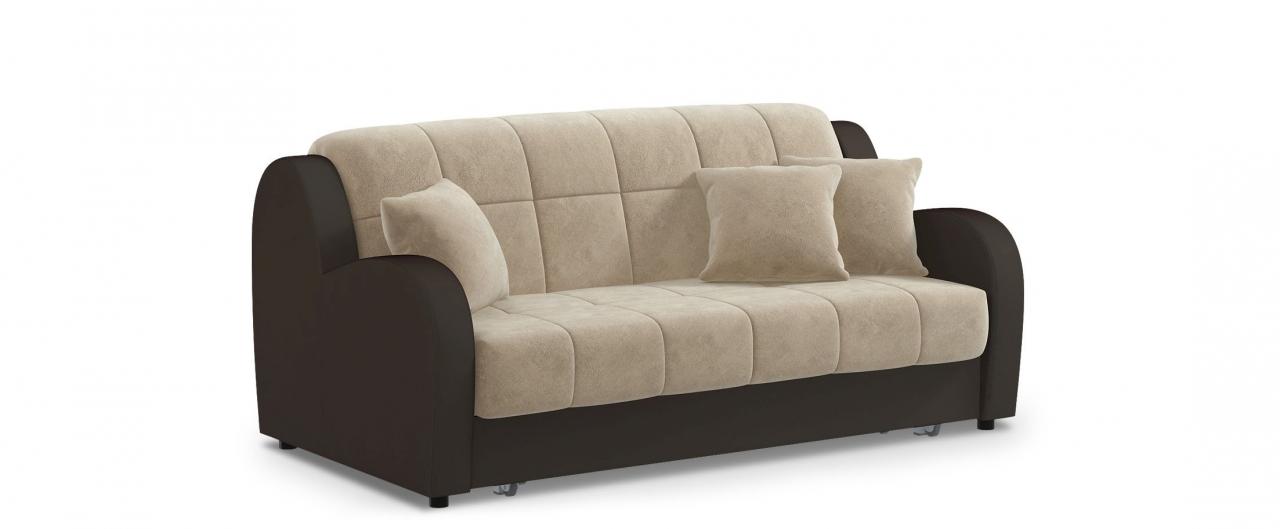 Купить Диван прямой аккордеон Барон 022 в интернет магазине корпусной и мягкой мебели для дома и дачи