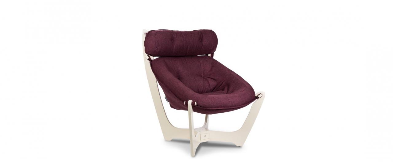 Кресло для отдыха 11Кресло для отдыха 11 пурпурного цвета Модель 364 артикул С000107<br>