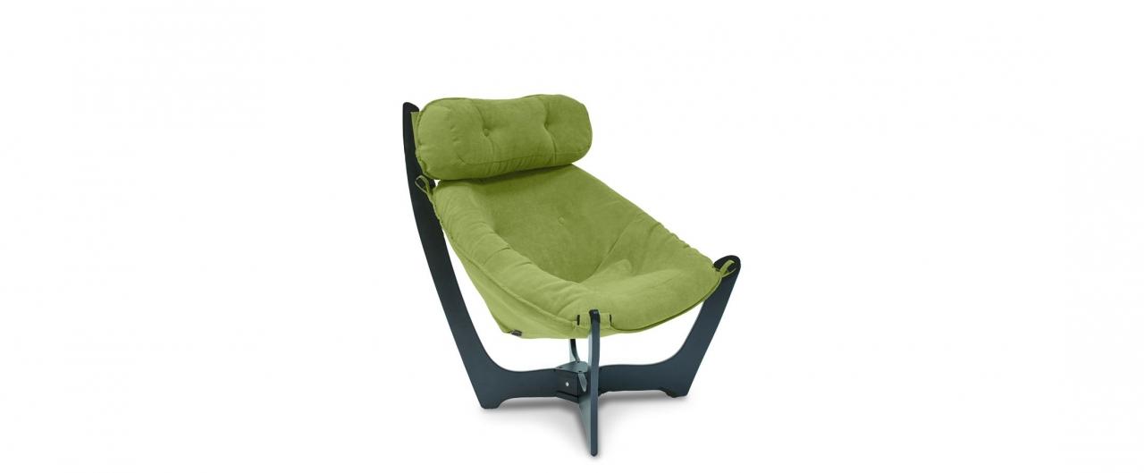Кресло для отдыха 11Кресло для отдыха 11 зеленого цвета Модель 364 артикул С000110<br>