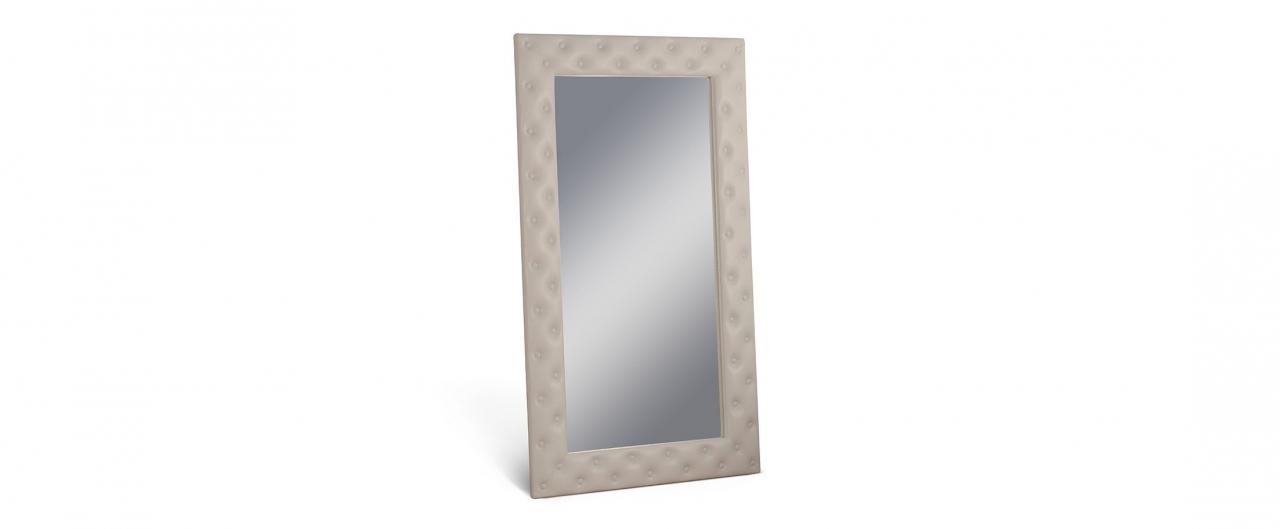Купить Зеркало Кааба большое с пуговицами суфле в интернет магазине корпусной и мягкой мебели для дома и дачи