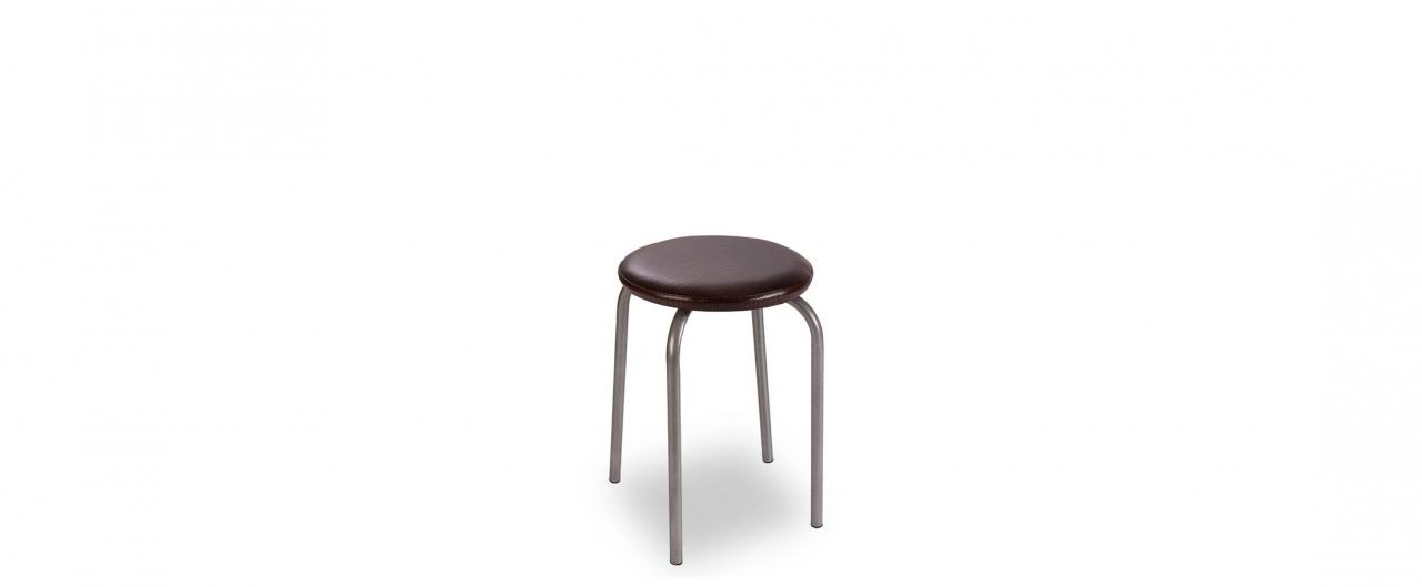 Купить Табурет Leset 1004 коричневый Модель 3003 в интернет магазине корпусной и мягкой мебели для дома и дачи