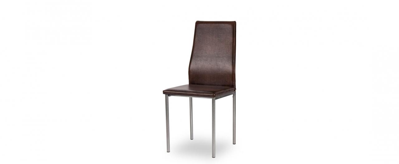 Купить Стул Leset 1008 коричневый Модель 3007 в интернет магазине корпусной и мягкой мебели для дома и дачи