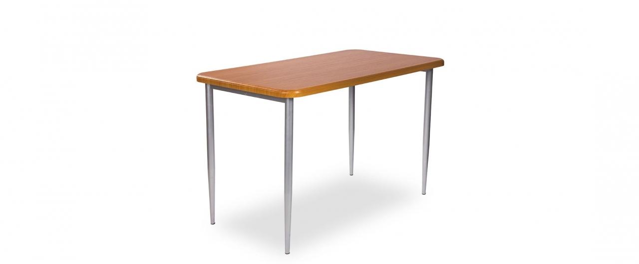 Купить Стол Конус вишня 120х70 МДФ Модель 3015 в интернет магазине корпусной и мягкой мебели для дома и дачи