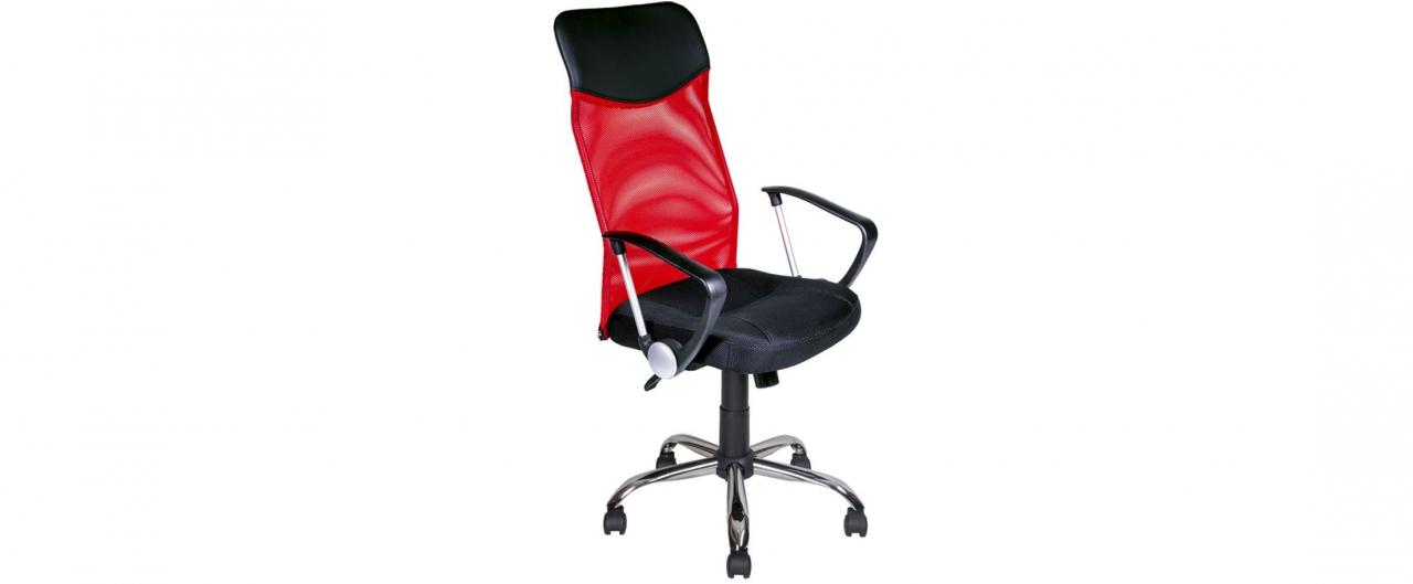 Кресло офисное AV 128 цвет красный Модель 999Кресло офисное AV 128 цвет красный Модель 999. Артикул Д000715<br>