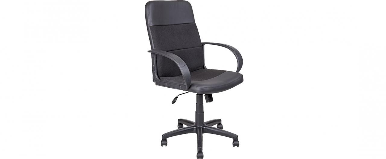 Кресло офисное AV 209 цвет черный Модель 999Кресло офисное AV 209 цвет черный Модель 999. Артикул Д000740<br>