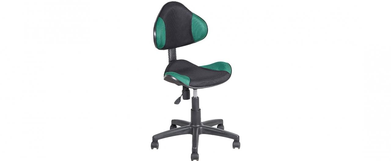 Кресло офисное AV 215 цвет зеленый/черный Модель 999Кресло офисное AV 215 цвет зеленый/черный Модель 999. Артикул Д000742<br>