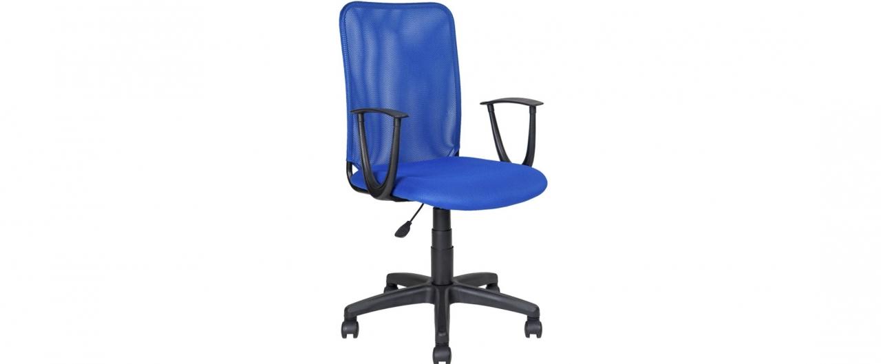 Кресло офисное AV 220 сетка синяя Модель 999Кресло офисное AV 220 сетка синяя Модель 999. Артикул Д000747<br>