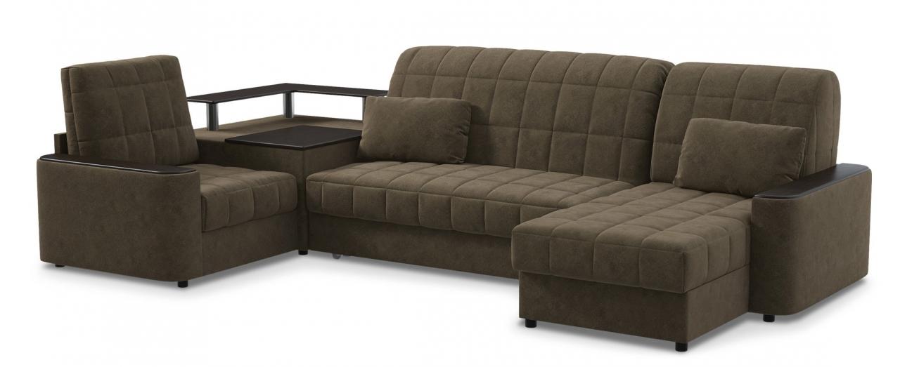 Купить Диван угловой аккордеон Даллас 018 в интернет магазине корпусной и мягкой мебели для дома и дачи