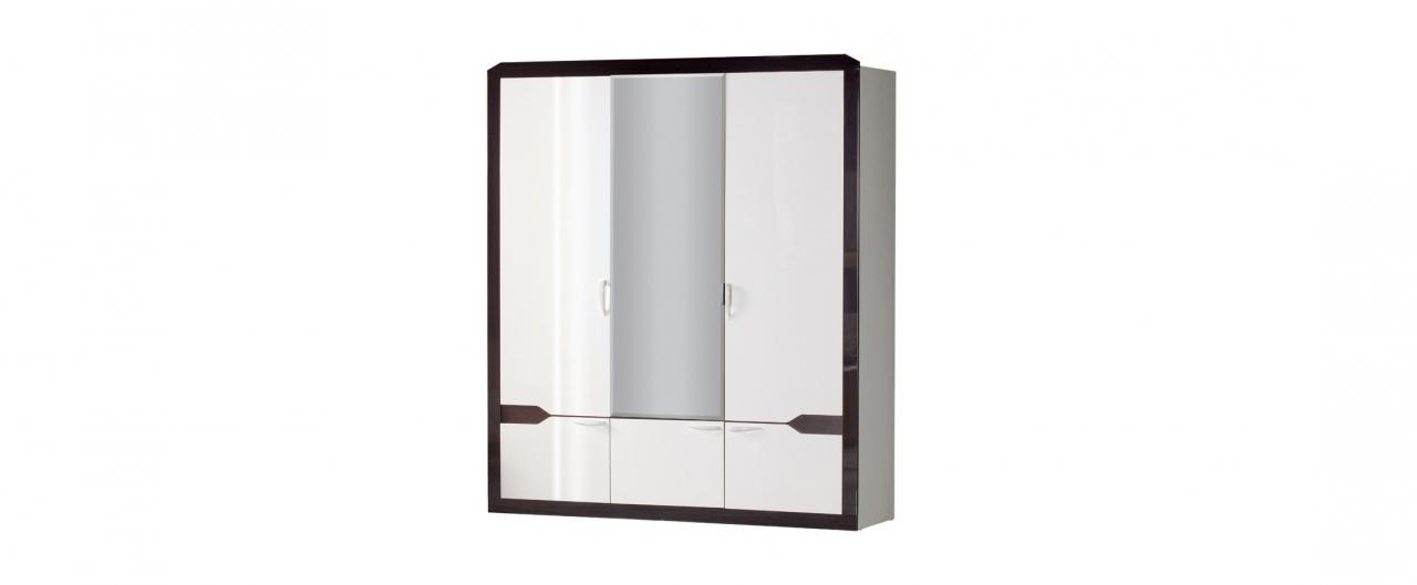 Купить Шкаф 3-дверный Ронда 310 в интернет магазине корпусной и мягкой мебели для дома и дачи