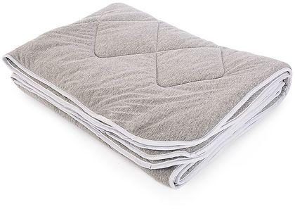Одеяло трикотажное Бамбук серый меланж 200х205 Модель 4006Одеяла<br>Одеяло трикотажное Бамбук серый меланж 200х205 Модель 4006. Артикул К000760<br>